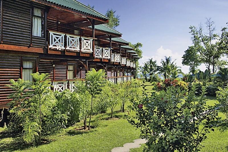 Hotel Acajou Beach Resort, Seychellen, Côte d'Or, Bild 1
