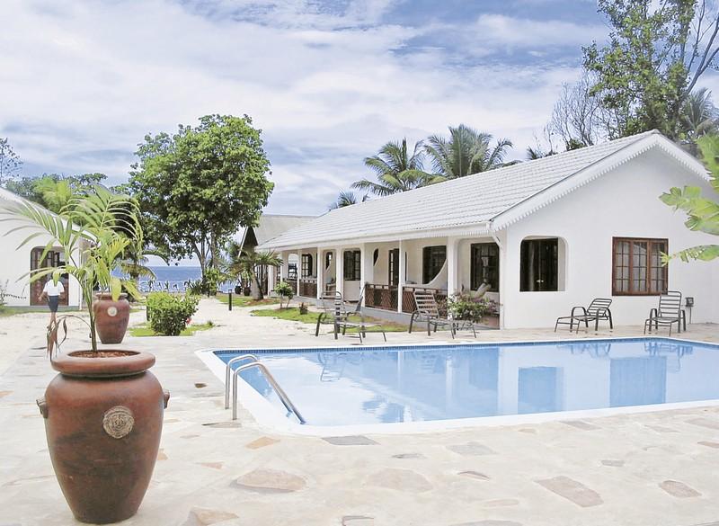 Hotel Villas de Mer, Seychellen, Insel Praslin, Bild 1