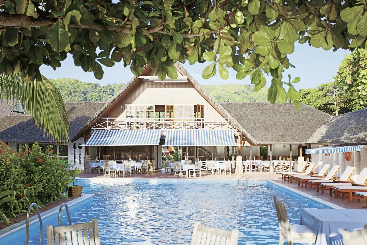 Hotel La Digue Island Lodge, Seychellen, Anse Reunion, Bild 1