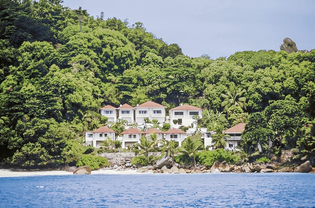Hotel Pataran Village, Seychellen, Insel La Digue, Bild 1