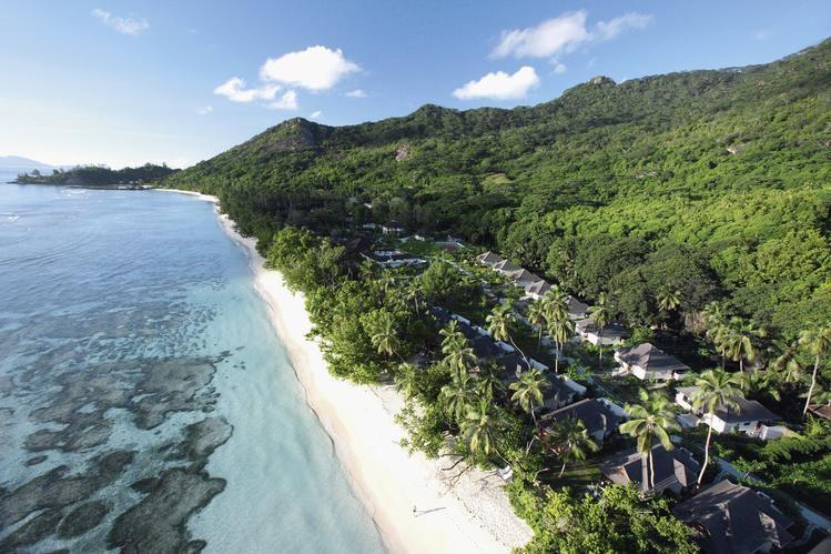 Hotel Hilton Seychelles Labriz Resort & Spa, Seychellen, Silhouette Island