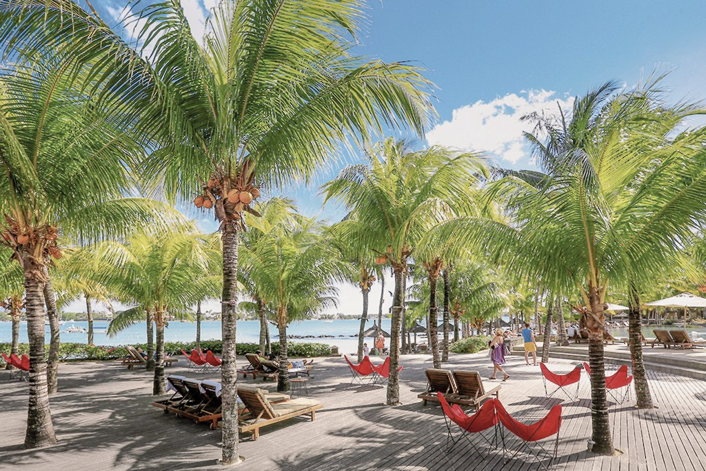 Hotel Mauricia Beachcomber Resort & Spa, Mauritius, Grand Baie, Bild 1