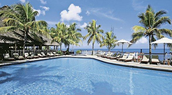 Hotel Merville Beach, Mauritius, Grand Baie, Bild 1