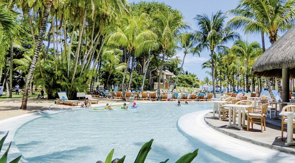 Hotel Canonnier Beachcomber Golf Resort & Spa, Mauritius, Pointe aux Cannoniers, Bild 1