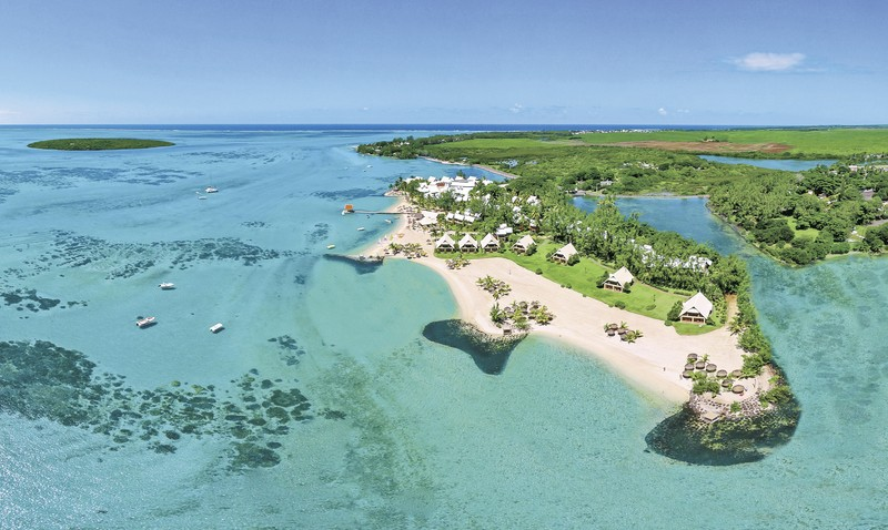 Hotel Preskil Beach Resort, Mauritius, Mahebourg, Bild 1
