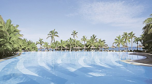 Hotel Dinarobin Beachcomber Golf Resort & Spa, Mauritius, Le Morne, Bild 1