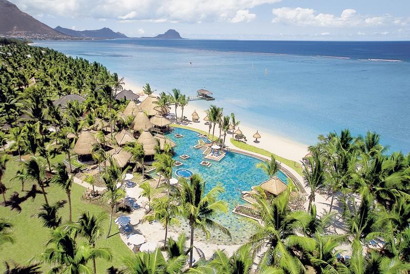 Hotel La Pirogue Resort & Spa, Mauritius, Flic en Flac, Bild 1