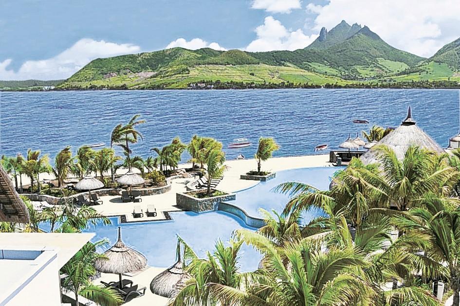 Hotel Laguna Beach & Spa, Mauritius, Grande Rivière Sud-Est, Bild 1