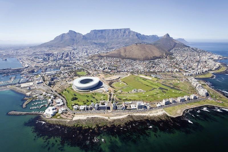 Südafrika Rundreise: Eine Welt in einem Land, Südafrika, Kapstadt/Johannesburg