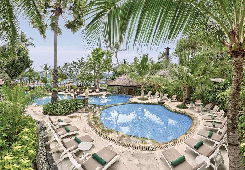 Hotel Legian Beach, Indonesien, Bali, Legian