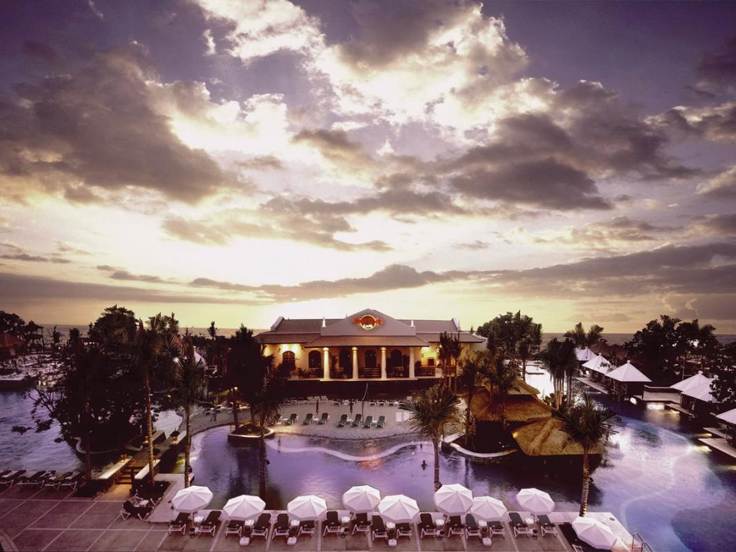 Hard Rock Hotel Bali, Indonesien, Bali, Kuta, Bild 1