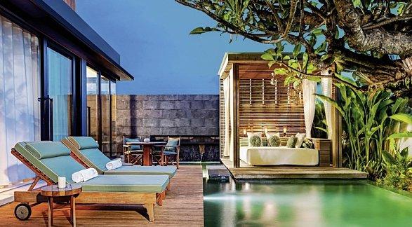 W Hotels Retreat & Spa Bali, Indonesien, Bali, Seminyak, Bild 1
