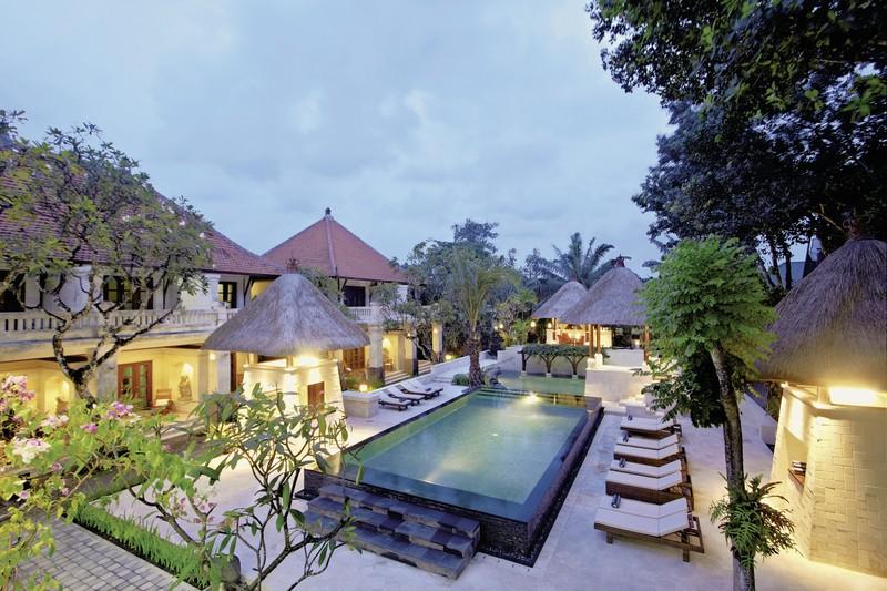 Hotel Griya Santrian, Indonesien, Bali, Sanur