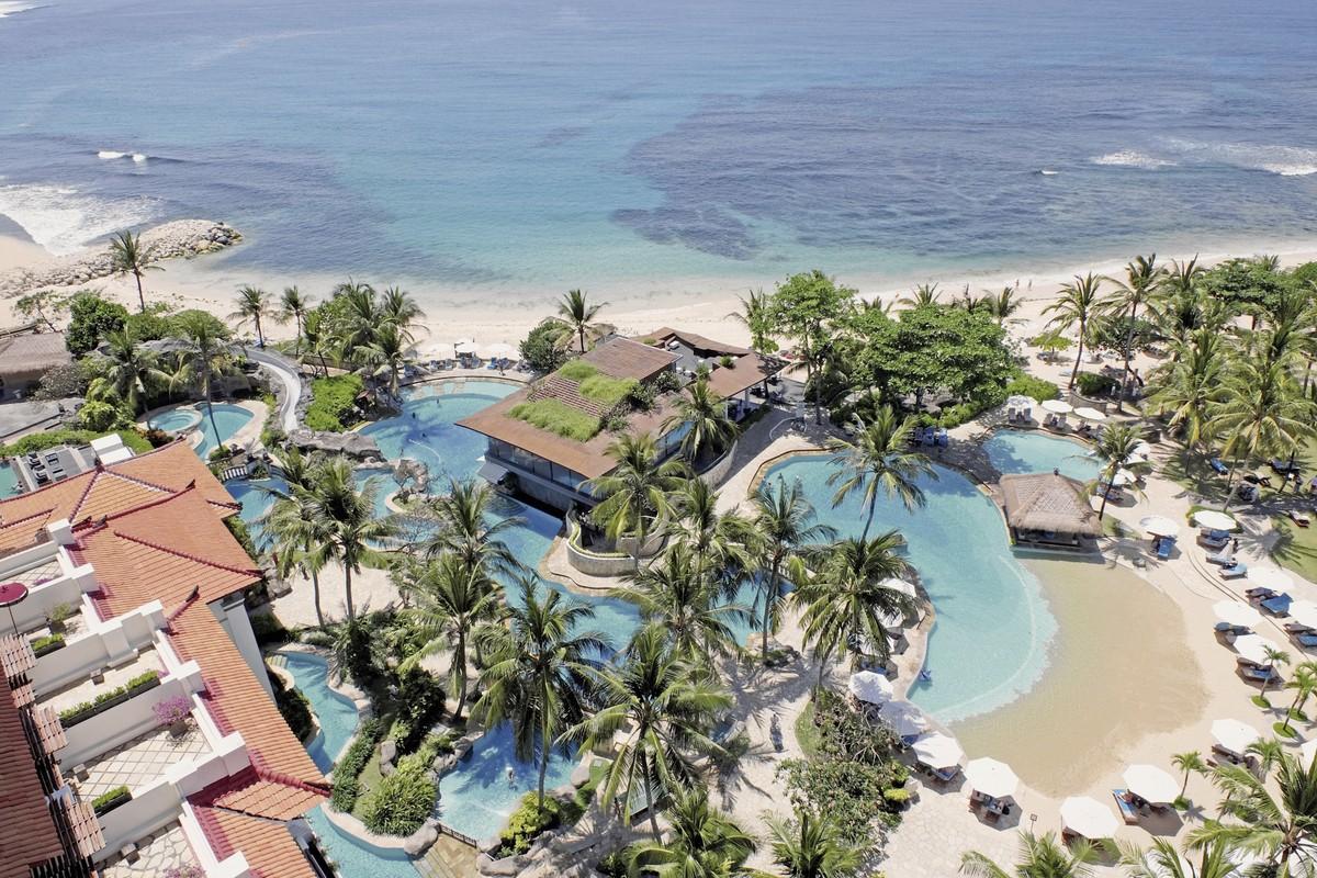 Hotel Hilton Bali, Indonesien, Bali, Nusa Dua, Bild 1