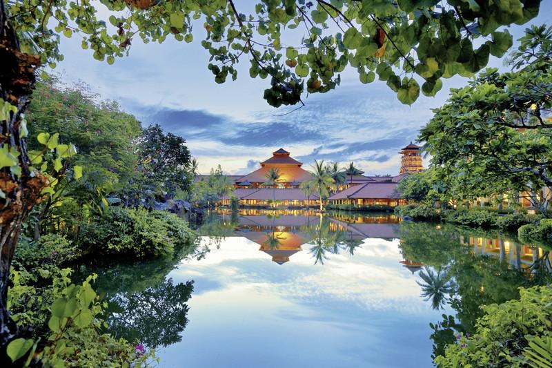 Hotel Ayodya Resort Bali, Indonesien, Bali, Nusa Dua, Bild 1