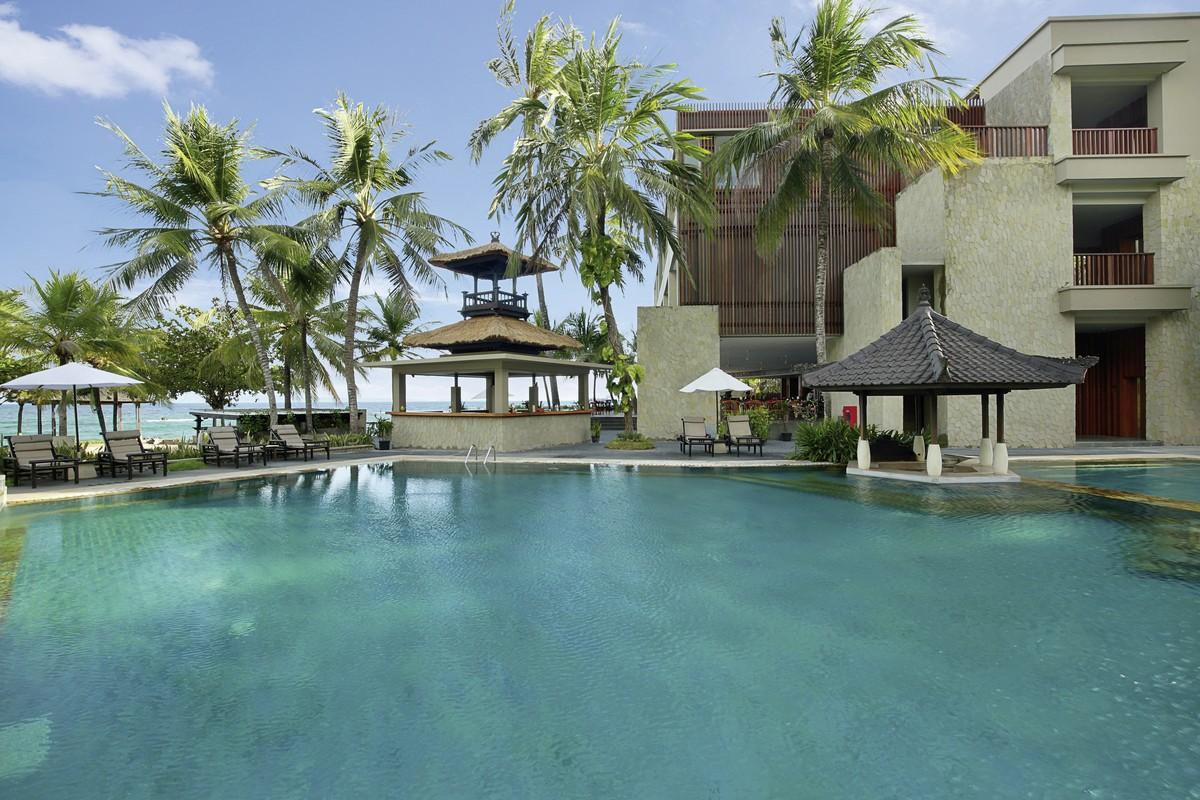 Hotel Candi Beach Resort & Spa, Indonesien, Bali, Candi Dasa, Bild 1