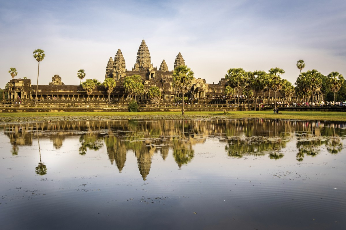 Indochina Rundreise: Die Juwelen Indochinas, Kambodscha/Laos/Vietnam