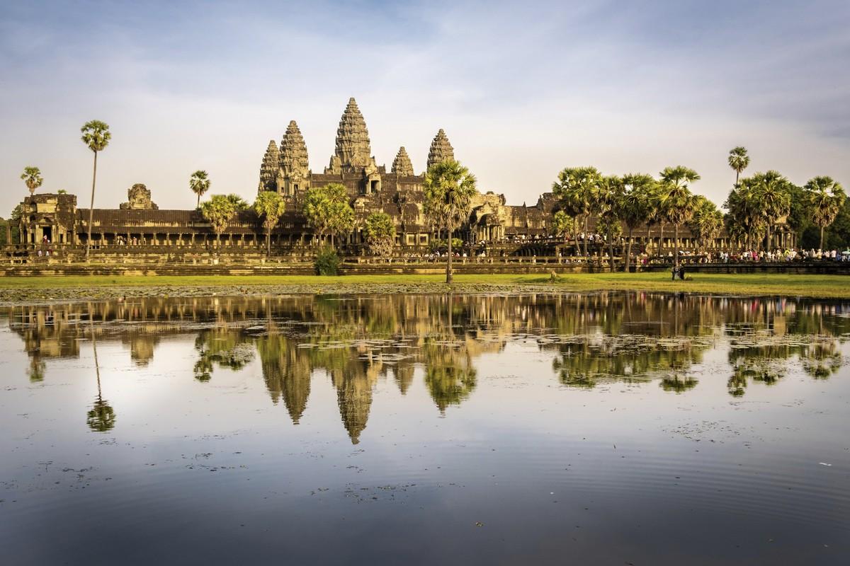 Indochina Rundreise: Die Juwelen Indochinas, Kambodscha/Laos/Vietnam, Bild 1