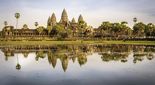 Indochina Rundreise, Kambodscha/Laos/Vietnam, Bild 1