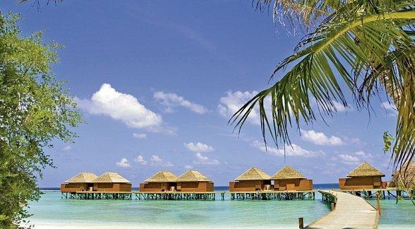 Hotel Veligandu Island Resort & Spa, Malediven, Nord Ari Atoll, Rasdhu Atoll, Bild 1