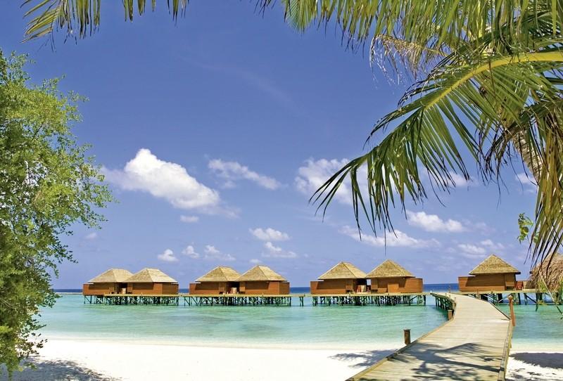 Hotel Veligandu Island Resort & Spa, Malediven, Nord Ari Atoll, Rasdhoo Atoll, Bild 1