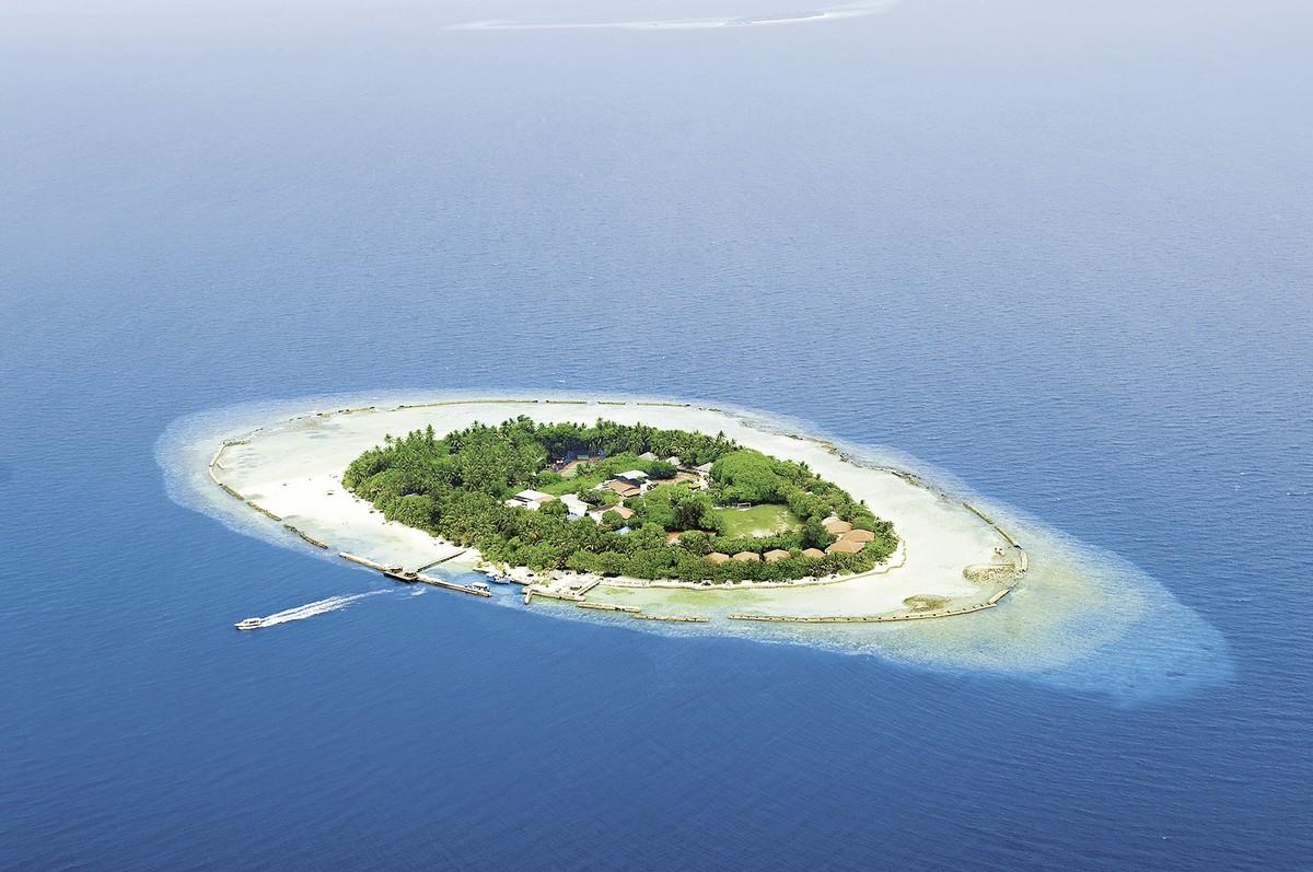 Hotel Ellaidhoo Maldives by Cinnamon, Malediven, Ari Atoll, Bild 1