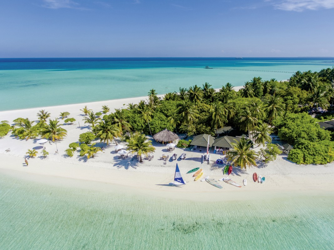 Hotel Holiday Island Resort & Spa, Malediven, Süd Ari Atoll, Bild 1