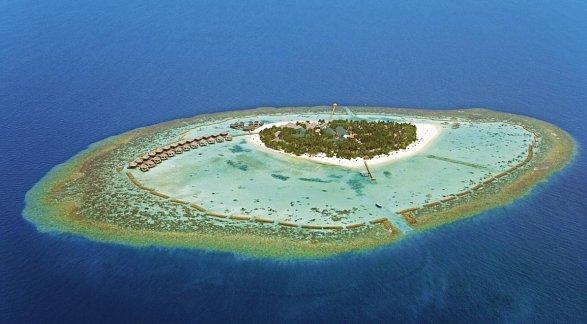Hotel Vakarufalhi Island Resort, Malediven, Süd Ari Atoll, Bild 1