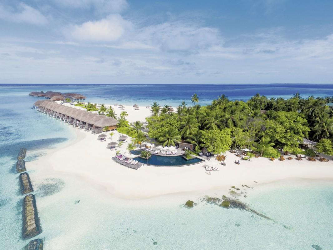 Hotel Constance Moofushi Maldives, Malediven, Ari Atoll, Bild 1
