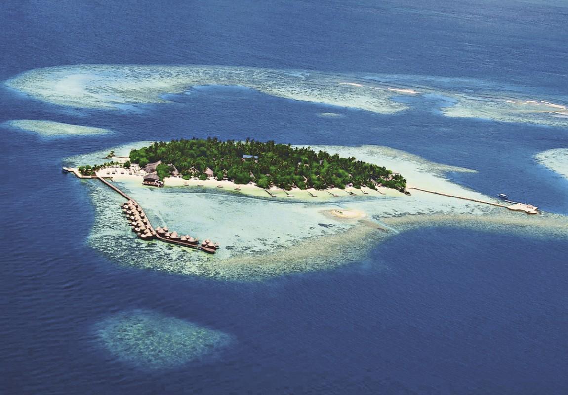 Hotel Nika Island Resort & Spa, Malediven, Ari Atoll, Bild 1