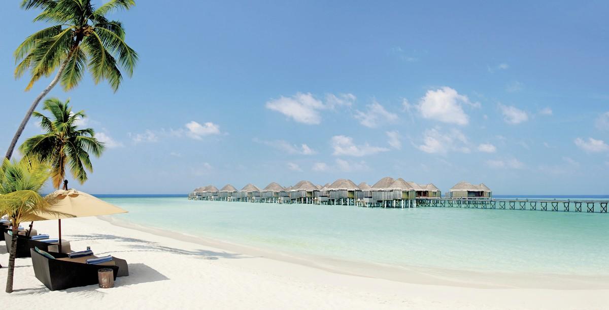 Hotel Constance Halaveli Maldives, Malediven, Ari Atoll, Bild 1