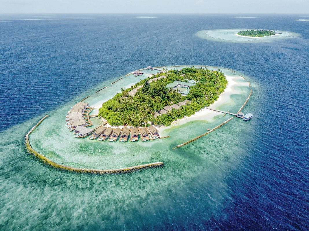 Hotel Amaya Kuda Rah Maldives, Malediven, Süd Ari Atoll, Bild 1