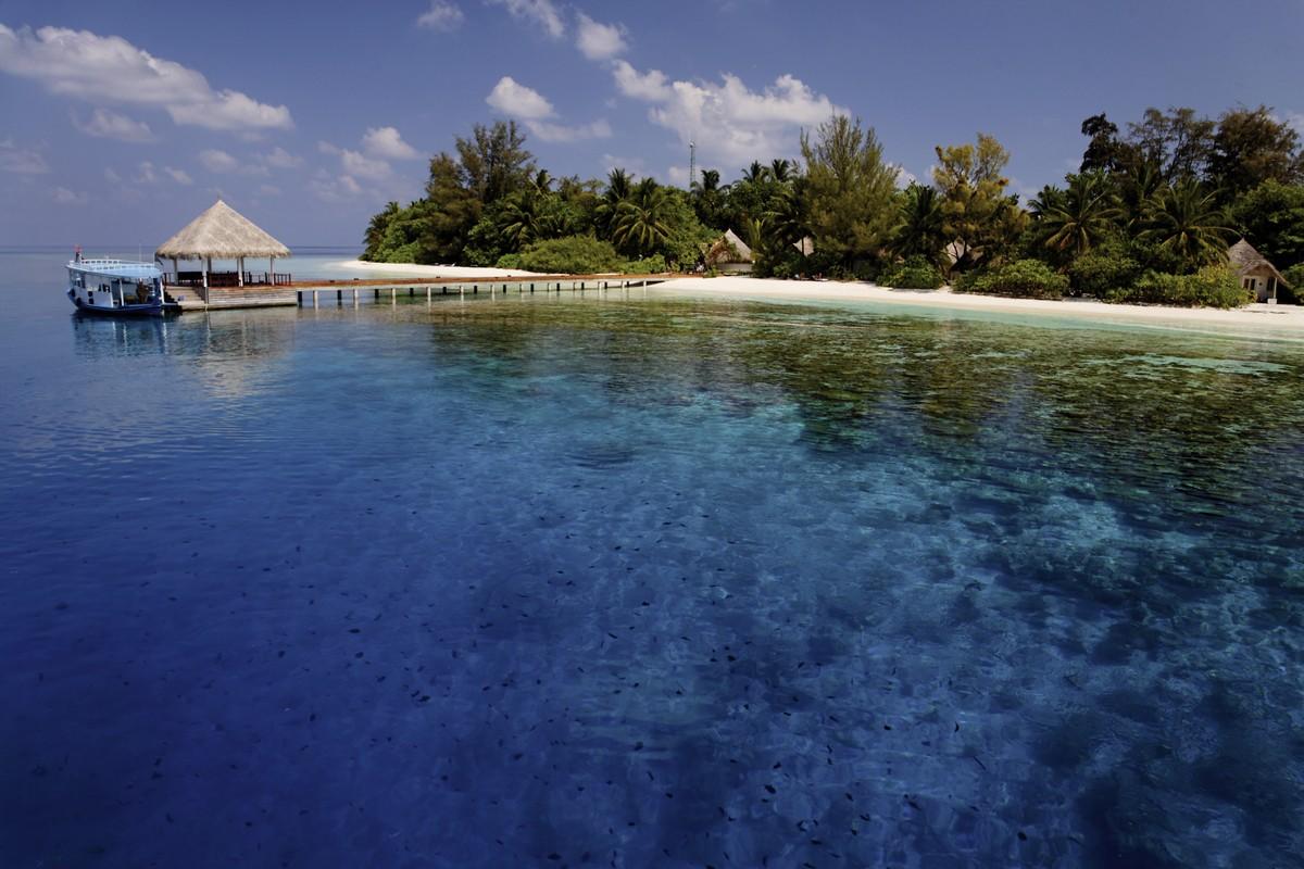 Hotel Sandies Bathala, Malediven, Ari Atoll, Bild 1
