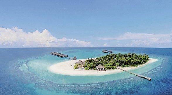 Hotel Angaga Island Resort & Spa, Malediven, Süd Ari Atoll, Bild 1