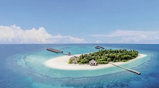 Hotel Angaga Island Resort & Spa, Malediven, Süd Ari Atoll