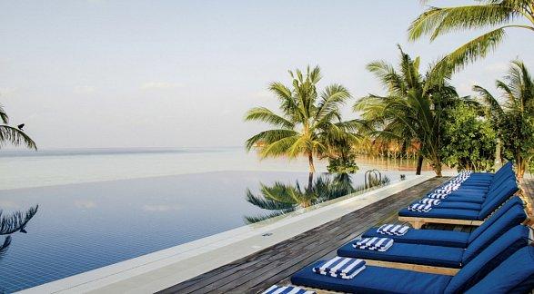 Hotel Vilamendhoo Island Resort & Spa, Malediven, Süd Ari Atoll, Bild 1