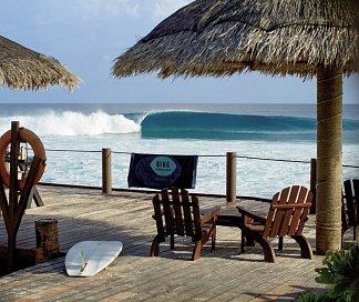 Hotel Adaaran Select Hudhuranfushi Island Resort, Malediven, Nord Male Atoll, Bild 1