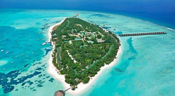 Hotel Meeru Island Resort & Spa, Malediven, Nord Male Atoll, Bild 1