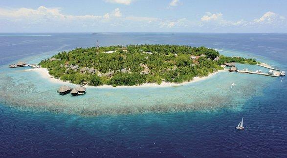 Hotel Bandos Island Resort & Spa, Malediven, Nord Male Atoll, Bild 1