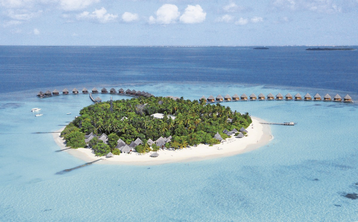 Hotel Thulhagiri Island Resort & Spa, Malediven, Nord Male Atoll, Bild 1