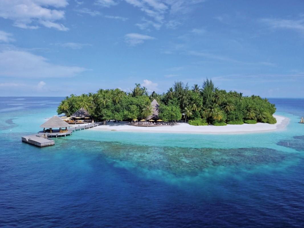 Hotel Angsana Ihuru, Malediven, Ihuru Island, Bild 1