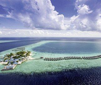 Hotel Centara Ras Fushi Resort & Spa Maldives, Malediven, Nord Male Atoll, Bild 1