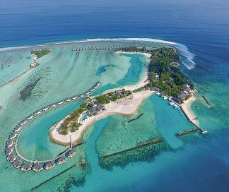 Hotel Cinnamon Dhonveli Maldives, Malediven, Nord Male Atoll, Bild 1