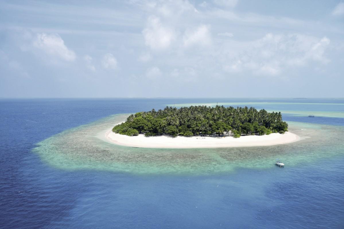 Hotel Malahini Kuda Bandos, Malediven, Nord Male Atoll, Bild 1