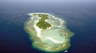 Hotel COOEE OBLU at Helengeli, Malediven, Nord Male Atoll