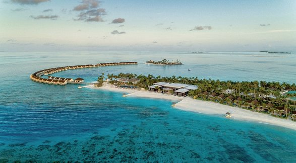 Hotel OBLU SELECT by Atmosphere at Sangeli, Malediven, Nord Male Atoll, Bild 1