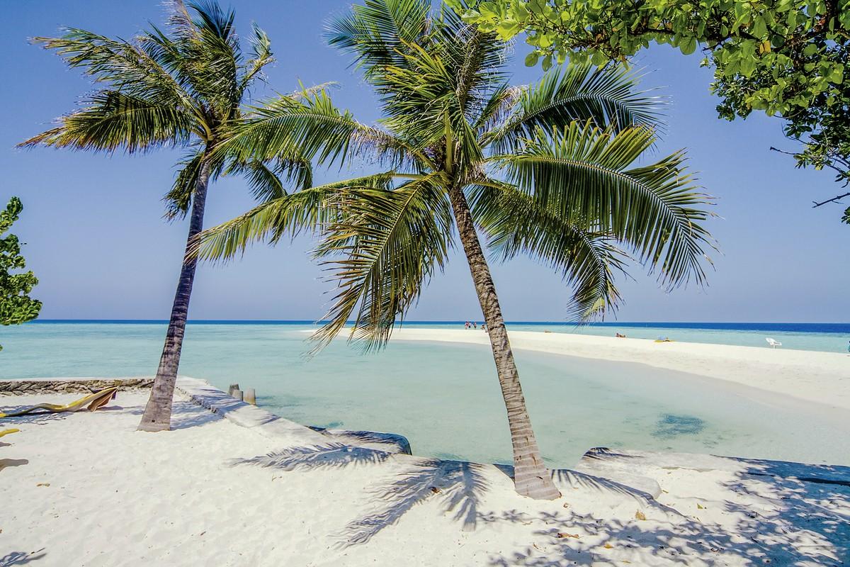 Hotel Embudu Village, Malediven, Süd Male Atoll, Bild 1