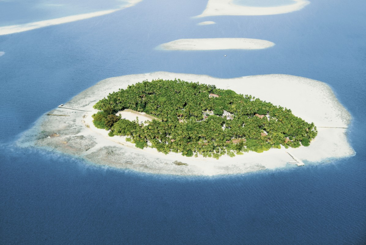 Hotel Biyadoo Island Resort, Malediven, Süd Male Atoll, Bild 1
