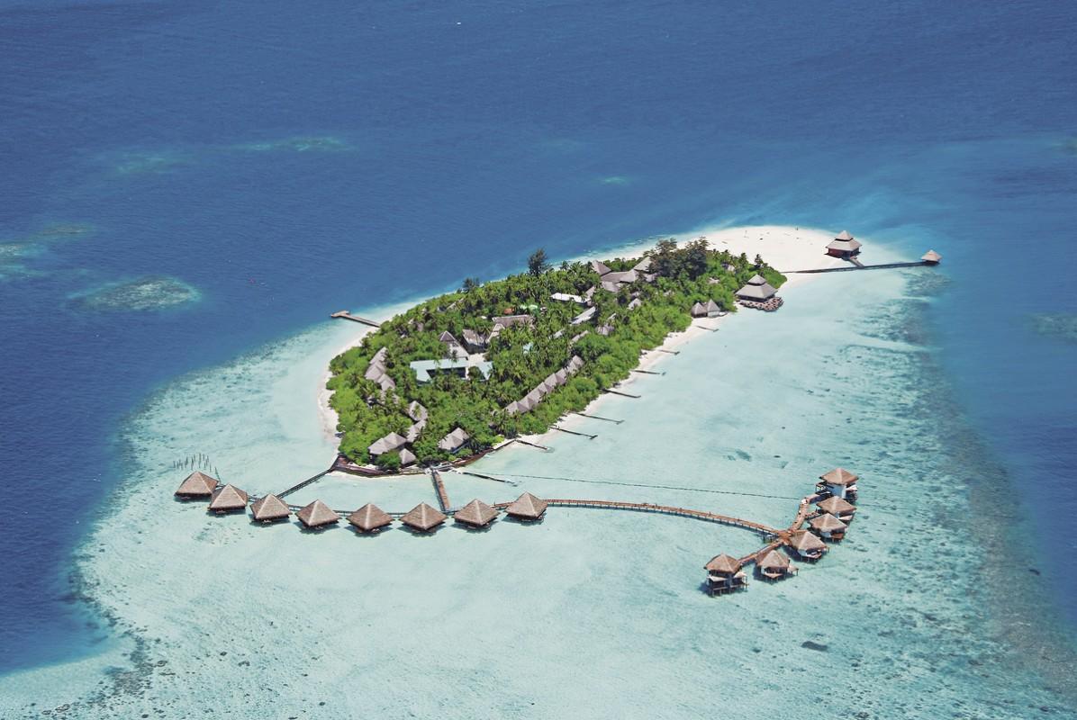 Hotel Adaaran Club Rannalhi, Malediven, Süd Male Atoll, Bild 1