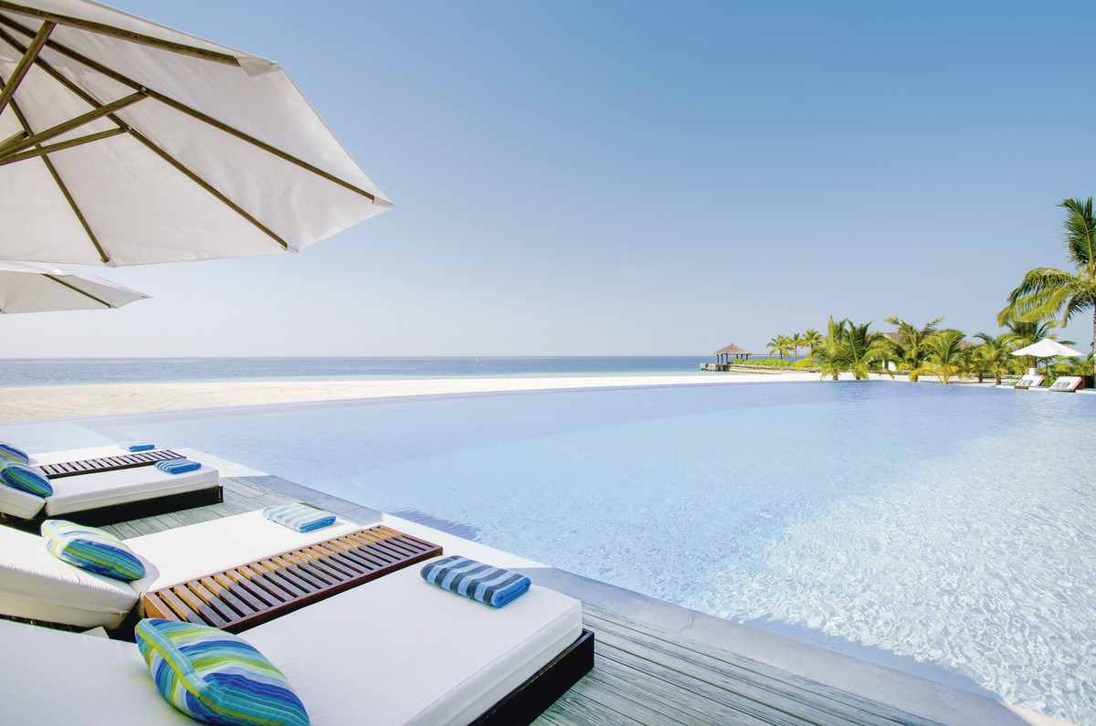 Hotel Velassaru Maldives, Malediven, Süd Male Atoll, Velassaru (Laguna), Bild 1